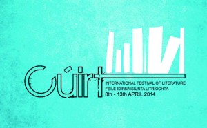 Cúirt New Writing Award Logo