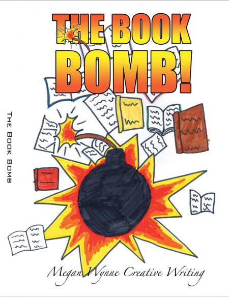 The Book Bomb by Megan Wynne